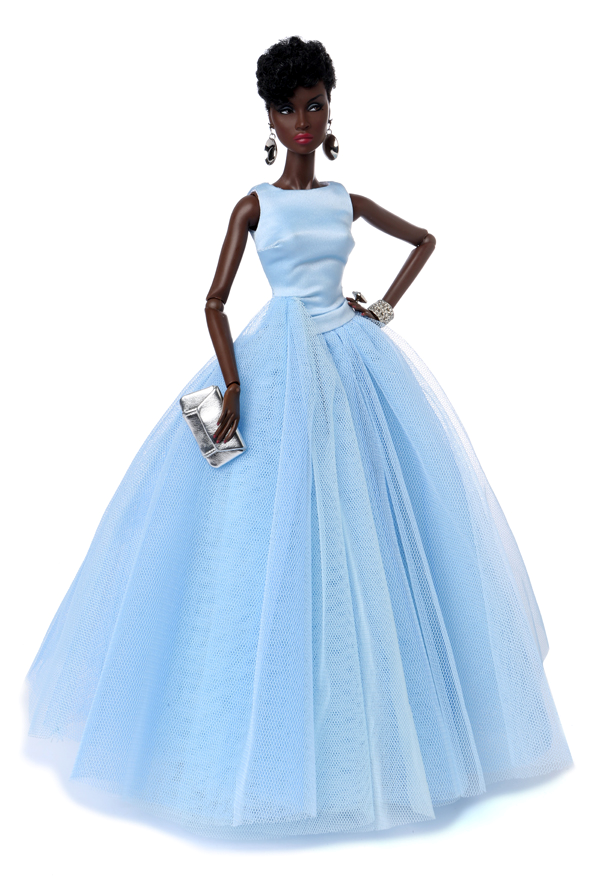 Timeless Adele Makeda Limited Edition Size of 700 Dolls Estimated Ship Date: Approximately Early August Suggested Retail Price: $135.00 Available for Pre-order from Any Authorized Integrity Toys Dealer.